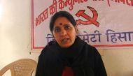 माकपा ने 30 साल पुरानी कार्यकर्ता जगमति सांगवान को पार्टी से निकाला