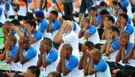 क्या कहती हैं अंतरराष्ट्रीय योग दिवस पर ली गई मोदी की ये 5 तस्वीरें?