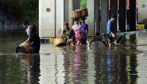 Mumbai rains: Monsoons bring flooding to the city