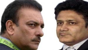 Nod from Anil Kumble can see him return as Team India coach after T20 WC