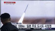 अमेरिकी चेतावनी के बावजूद उत्तर कोरिया ने किया मिसाइल परीक्षण