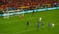 UEFA Euro 2016: Luka Modric's 'secret' message stopped Sergio Ramos' penalty