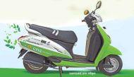 देश का पहला दोपहिया सीएनजी वाहनः 1 किलोग्राम में 120 किलोमीटर