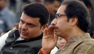 Maharashtra: Ahead of state polls, Fadnavis refers to Uddhav Thackrey as 'elder brother' at Shiv Sena's foundation day
