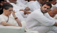 राहुल की अध्यक्षता में कांग्रेस वर्किंग कमेटी की बैठक, बीमार सोनिया नहीं हुईं शामिल