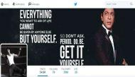वीडियोः शाहरुख खान ने ट्विटर पर दिया प्रशंसकों का धन्यवाद