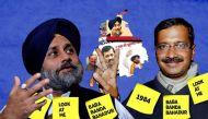 आप-अकाली-कांग्रेस: पंजाब चुनावों की नकली लड़ाई का मैदान बना दिल्ली