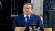 ब्रिटेन के पीएम डेविड कैमरन ने किया इस्तीफे का एलान