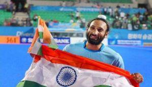 हॉकी कप्तान सरदार सिंह के खिलाफ केस दर्ज नहीं करने पर दिल्ली पुलिस को नोटिस