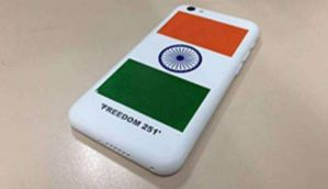 'Freedom 251 ready to be shipped'. Ringing Bells announces world's cheapest LED TV