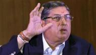 सुप्रीम कोर्ट: BCCI की SGM का हिस्सा नहीं होंगे श्रीनिवासन