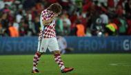 UEFA Euro 2016: Cristiano Ronaldo, Pepe console Real Madrid mate Luka Modric as Croatia crash out