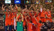 कोपा अमेरिका कप: मेस्सी ने मिस की पेनल्टी, चिली बना चैंपियन