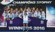 अर्जेंटीना की महिला हॉकी टीम ने रिकॉर्ड सातवीं बार चैम्पियंस ट्रॉफी जीती