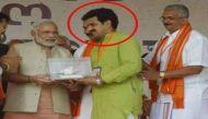 कर्नाटक: हत्या के आरोप में 'नमो ब्रिगेड' का संस्थापक गिरफ्तार
