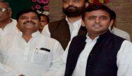 रामगोपाल यादव की चिट्ठी- शिवपाल चाहते हैं कि हर हाल में अखिलेश चुनाव हारें