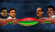 Family drama: Uncle Shivpal skips Akhilesh's cabinet expansion