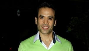 Laksshya doesn't have too much separation anxiety: Tusshar Kapoor