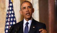बराक ओबामा: असद, रूस और ईरान के हाथ ख़ून से रंगे हुए हैं