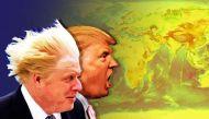 ट्रंप और जाॅनसन के नेतृत्व वाली दुनिया पर्यावरण की तबाही का सबब बन सकती है