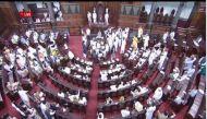 ऊना में दलितों की पिटाई के मामले पर संसद में हंगामा
