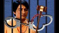 Court puts its foot down. 'Saffron terrorist' Sadhvi Pragya to stay in jail