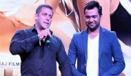Bharat: Salman Khan starts the shooting of Ali Abbas Zafar's film; here is the first picture