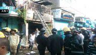 मुंबई: अंधेरी के मेडिकल स्टोर में आग से एक परिवार के 9 लोगों की मौत
