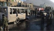 काबुल: पुलिस के काफिले पर आत्मघाती हमले में 30 की मौत