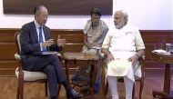 वर्ल्ड बैंक के प्रमुख ने की पीएम मोदी से मुलाकात