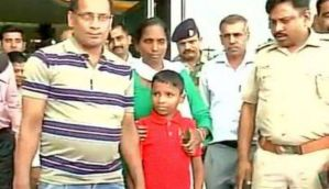 After seven years in Bangladesh, missing boy reunites with family in Delhi
