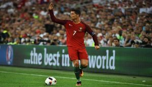 Real Madrid's star Ronaldo wins FIFA's best player of the year award