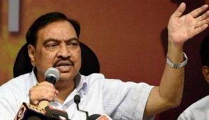 BJP shouldn't have sought support from Ajit Pawar: Eknath Khadse