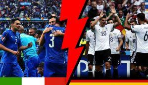 UEFA Euro 2016: Italy vs Germany; can the Mannschaft finally break the Azzurri hex?