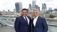 लंदन में भारत-पाक भाईचारा, मेयर सादिक खान ने राजेश अग्रवाल को बनाया डिप्टी मेयर
