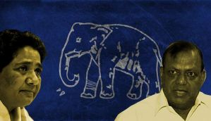 Another leader leaves BSP. Is Mayawati facing a full scale rebellion?