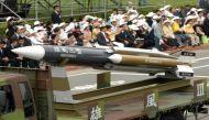 ताइवान ने पहले चीन की ओर दागी मिसाइल, फिर जताया खेद