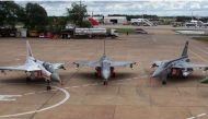 Tejas: Indian Air Force inducts squadron of country's first indigenous fighter jets