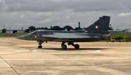 MS Dhoni congratulates Indian Air Force for induction of Tejas aircraft