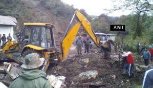 अरुणाचल प्रदेश में भूस्खलन से 10 लोगों की मौत