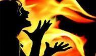 Shocking! 18-year-old set on fire by taxi driver for rejecting his advances, dies; mother suffers heart attack