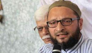 Asaduddin Owaisi urges Rajnath Singh to book Sadhvi Pragya for sedition for 'glorifying' Godse