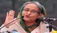 Sheikh Hasina admires India's development, determined to strengthen bond