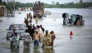 पाकिस्तान में भयंकर बाढ़ और बारिश से 31 की मौत