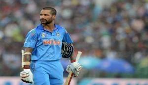 शिखर धवन ऑस्ट्रेलिया के खिलाफ पहले तीन वनडे से बाहर, इंडिया के लिए बड़ा झटका