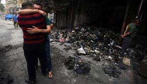 Baghdad bombing: twin explosions kill more than 200
