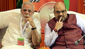 Saffronisation of the Cabinet: Modi brings in RSS men into his council of ministers