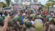 छत्तीसगढ़: सुप्रीम कोर्ट के आदेश के बावजूद नहीं हटा मंदिर, बीजेपी-कांग्रेस एक साथ
