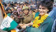 यूपी में प्रियंका गांधी को मिलेगी प्रचार की बागडोर, 150 रैलियां तय