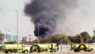 जेद्दाह में अमेरिकी वाणिज्य दूतावास के पास आत्मघाती धमाका